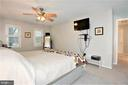 Ceiling fan - 2305 ROSEDOWN DR, RESTON