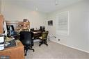 4th bedroom - 2305 ROSEDOWN DR, RESTON