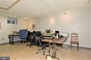 den or office space in the basement - 2305 ROSEDOWN DR, RESTON