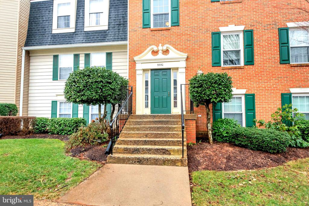 Front Entrance - 9350 CASPIAN WAY #301, MANASSAS