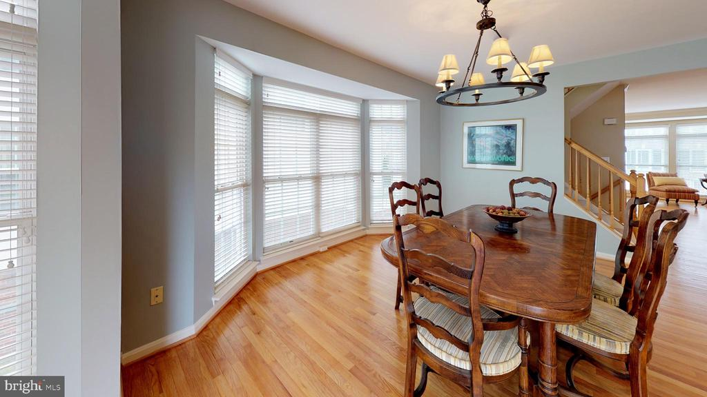 What a great space to start the day - 26104 NIMBLETON SQ, CHANTILLY