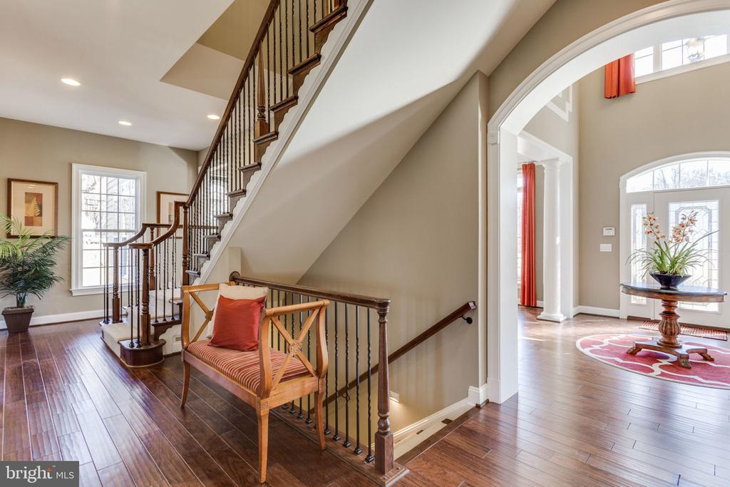 Layout - 8 SWEET WILLIAM DR, STAFFORD