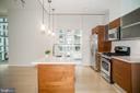 Gourmet Kitchen w/ SS Appliances & Silestone - 12025 NEW DOMINION PKWY #313, RESTON