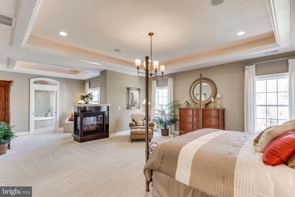 Master Suite - 8 SWEET WILLIAM DR, STAFFORD
