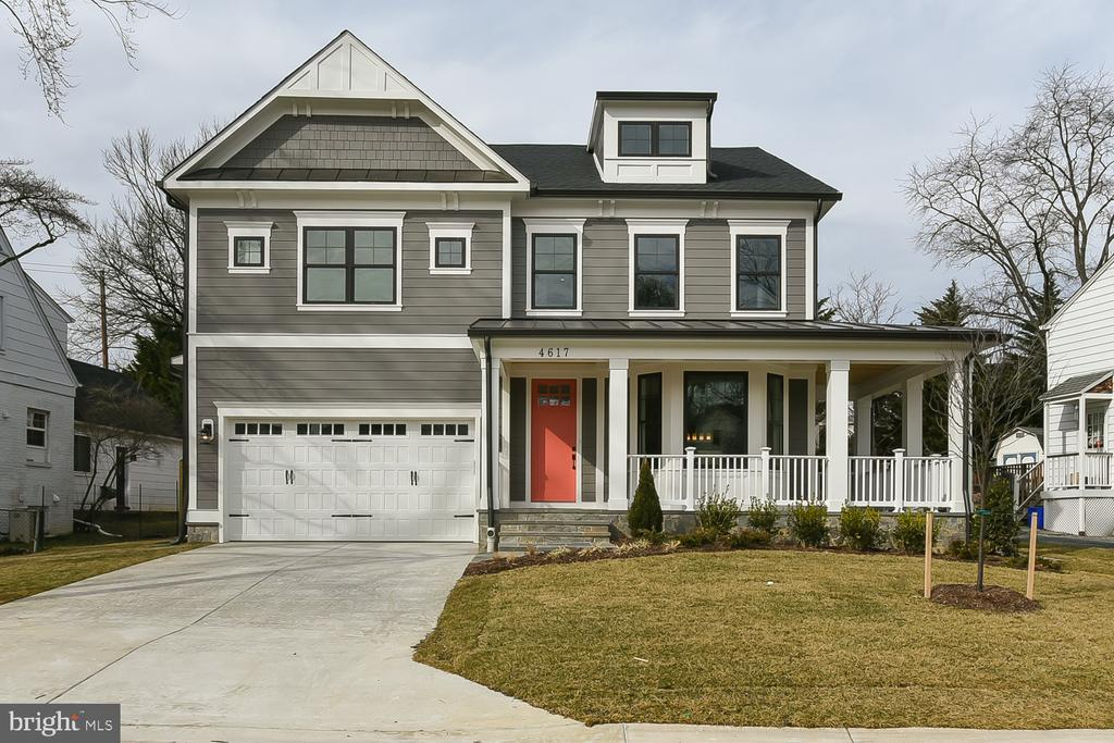 Exceptional curb appeal - 4617 GLENBROOK PKWY, BETHESDA
