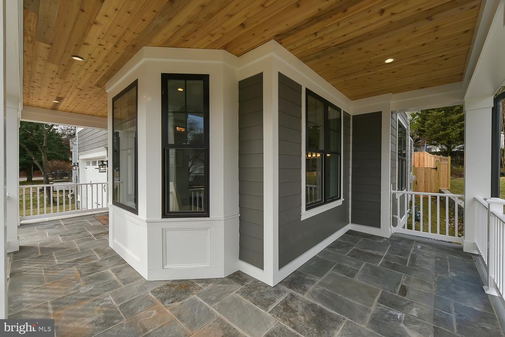 Wrap around porch! - 4617 GLENBROOK PKWY, BETHESDA