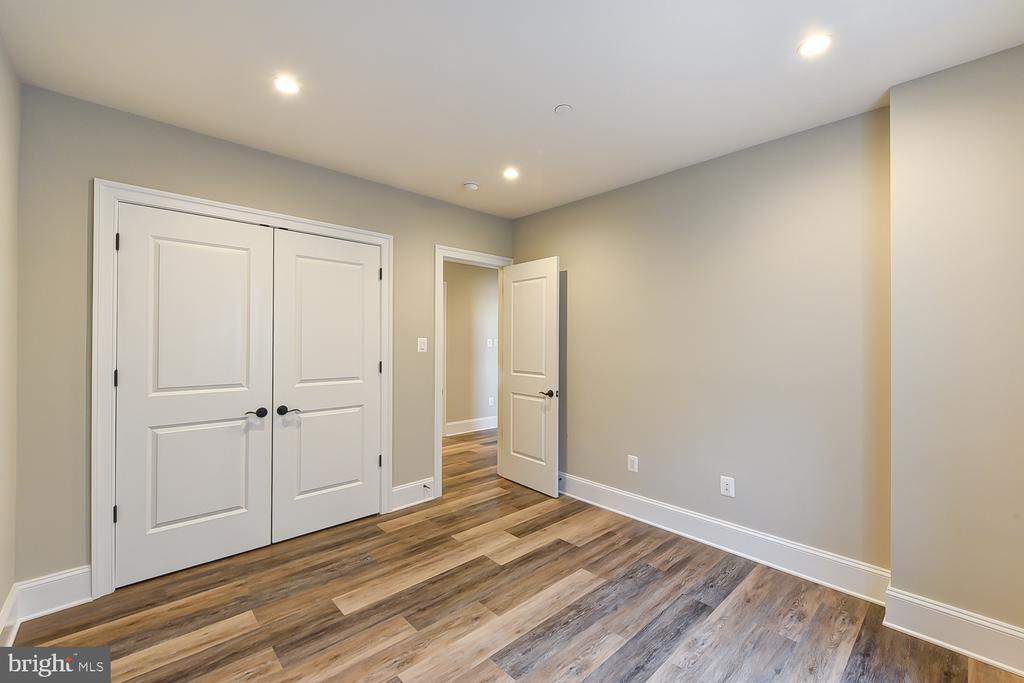 Lower Level Bedroom - 4617 GLENBROOK PKWY, BETHESDA