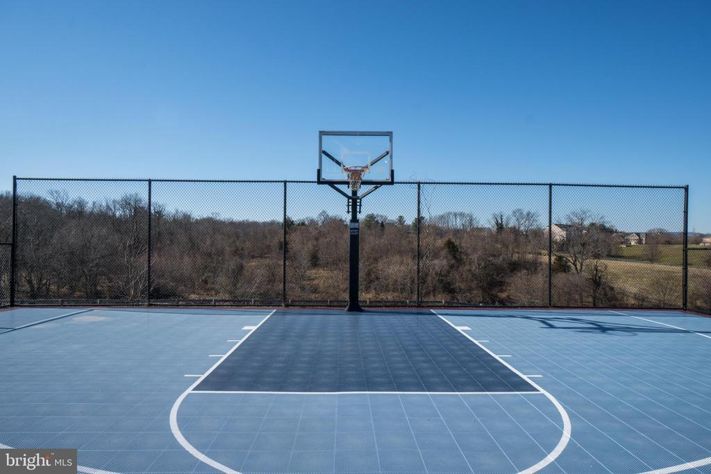 Enjoy a Game of Basket Ball on Your Own Sports Ct! - 38821 RIDGE CT, HAMILTON