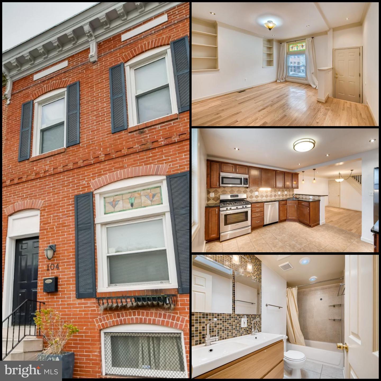 104 N Montford Ave, Baltimore, Maryland, 21224, Single