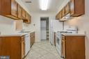 Spacious Kitchen! - 5938 COVE LANDING RD #102A, BURKE