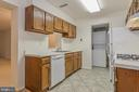 Conveniently located pantry/laundry room ! - 5938 COVE LANDING RD #102A, BURKE
