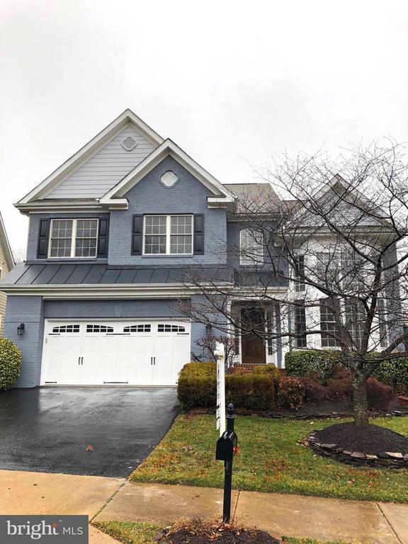 View of the front of this beautiful home! - 7616 CENTER ST, FALLS CHURCH