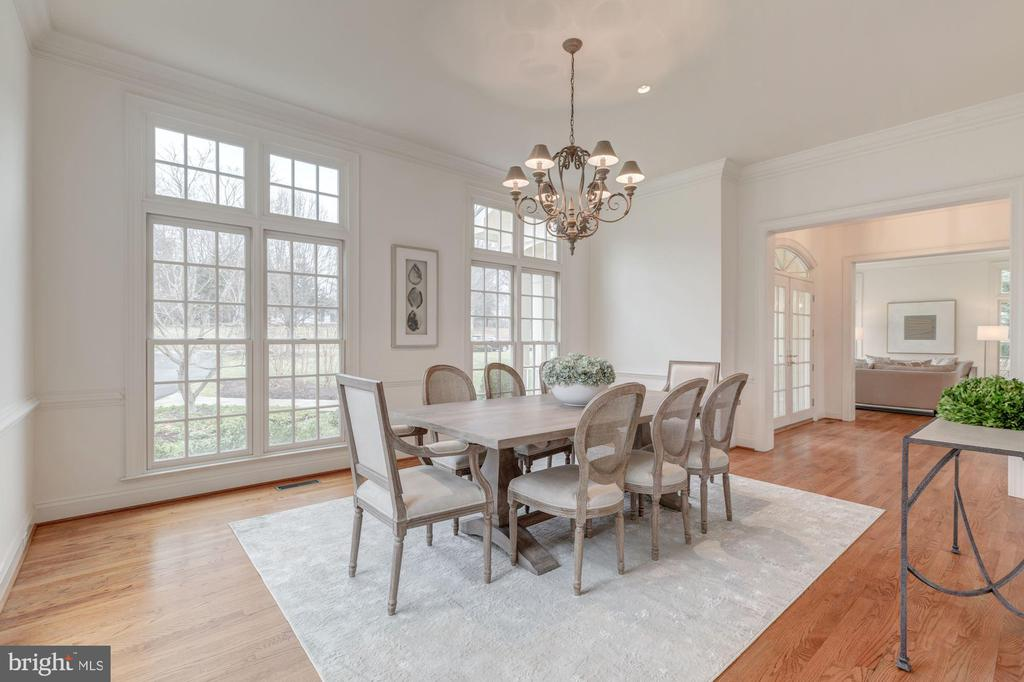 Formal Dining Room - 1006 BRYAN POND COURT, MCLEAN