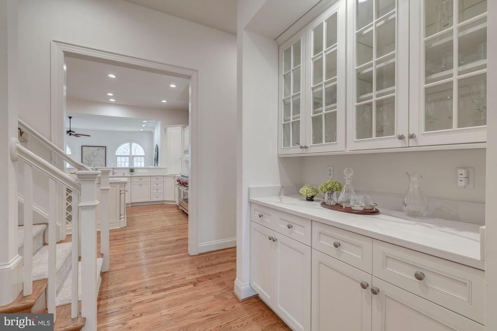 Butlers Pantry - 1006 BRYAN POND COURT, MCLEAN