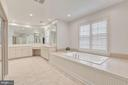 Oversized Tub  and Steam Shower - 1006 BRYAN POND COURT, MCLEAN