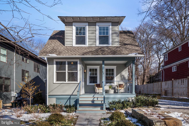 Property для того Продажа на 43 LINDEN Lane Princeton, Нью-Джерси 08540 Соединенные Штаты