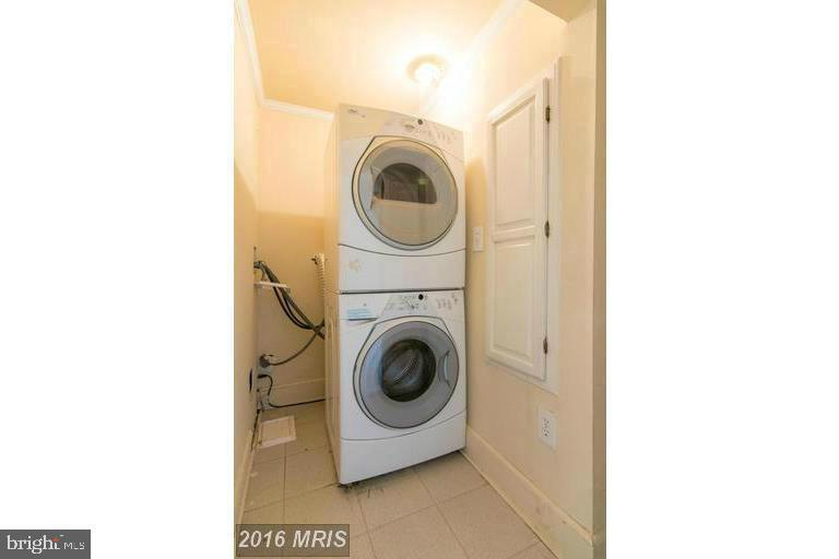 Laundry area with Ironing Board Hideaway! - 185 CLAY ST, ANNAPOLIS
