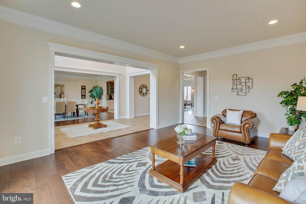 Formal Living Room - 3429 WAPLES GLEN CT, OAKTON