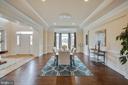 Formal Dining Room - 3429 WAPLES GLEN CT, OAKTON