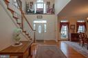 Beautiful Entry, Beautiful Hardwoods - 10515 WILDBROOKE CT, SPOTSYLVANIA