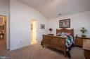 Spacious Upper Level Bedroom #3 - 10515 WILDBROOKE CT, SPOTSYLVANIA