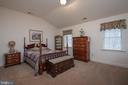 Princess/Guest Bedroom with Private Bath - 10515 WILDBROOKE CT, SPOTSYLVANIA