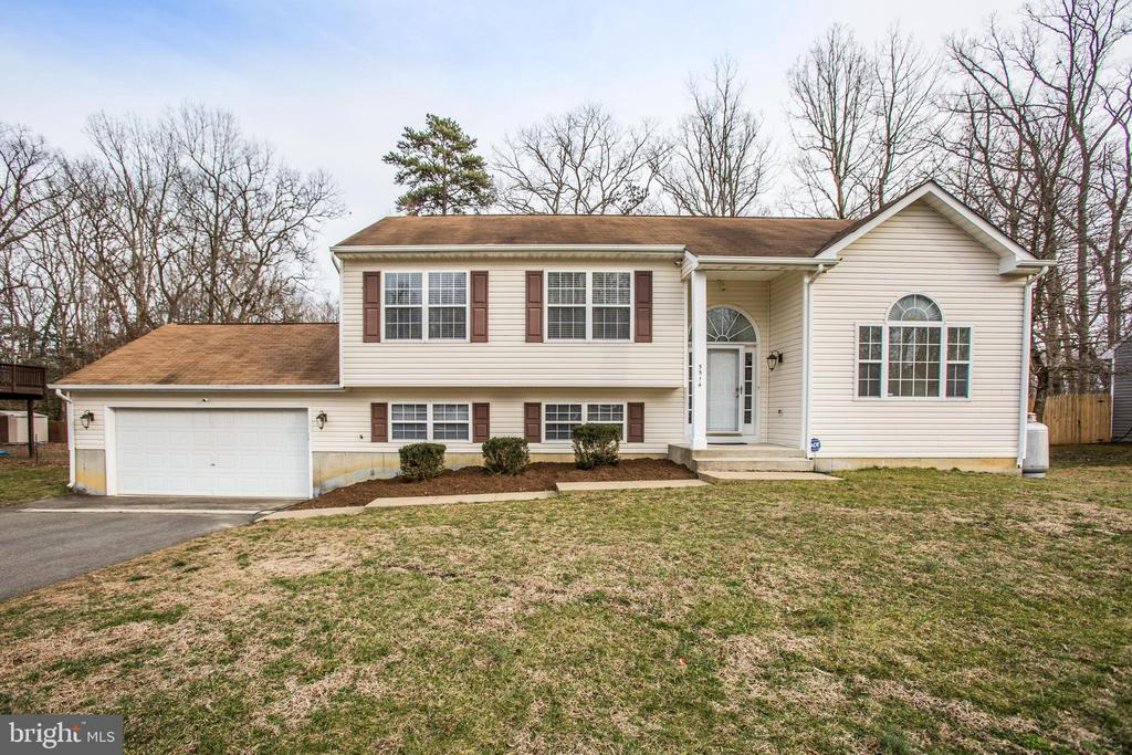 Welcome Home! - 5514 S BRANCH RD, FREDERICKSBURG
