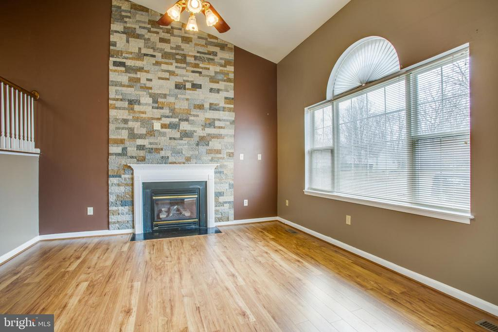 Living Room with Lots of Natural Light - 5514 S BRANCH RD, FREDERICKSBURG