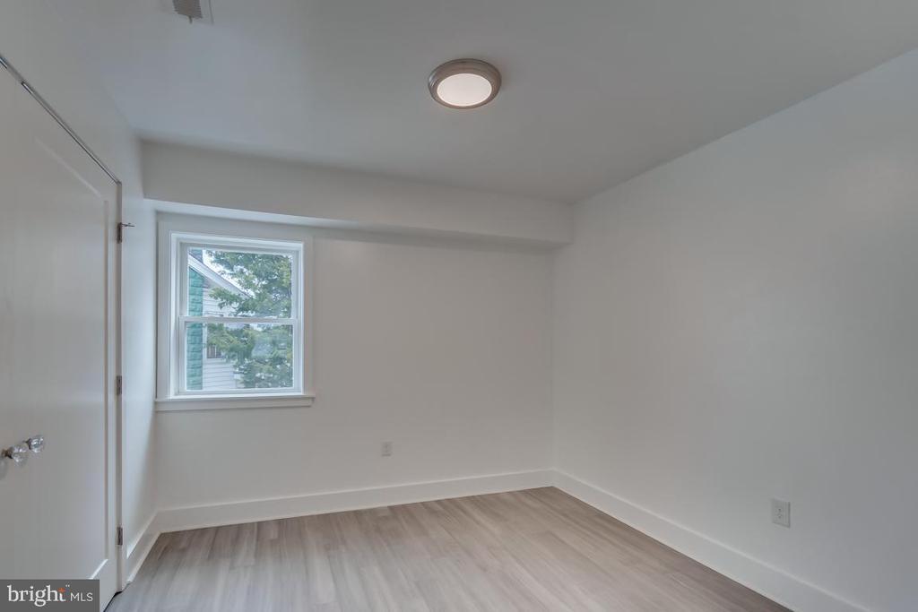 Second Bedroom - 3701 SOUTH DAKOTA AVE NE, WASHINGTON