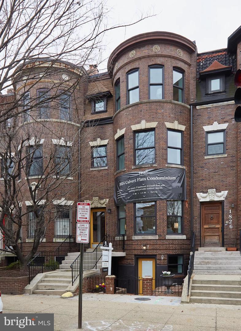 1824 CALVERT STREET NW 2, WASHINGTON, District of Columbia