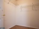 Walk in Closet in Master Suite - 6012 CREST PARK DR, RIVERDALE
