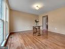 Formal Dining Room - 6012 CREST PARK DR, RIVERDALE