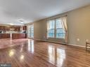 So much Living Room space - 6012 CREST PARK DR, RIVERDALE