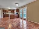 Custom Spanish Tile in kitchen area - 6012 CREST PARK DR, RIVERDALE