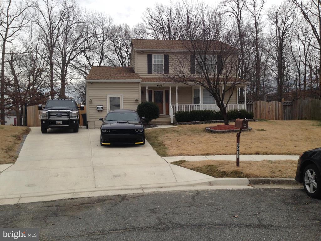 Fully fenced, Spacious with several additions! - 6411 JUANITA CT, SUITLAND