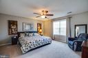Master Bedroom - 40 NORTHAMPTON BLVD, STAFFORD
