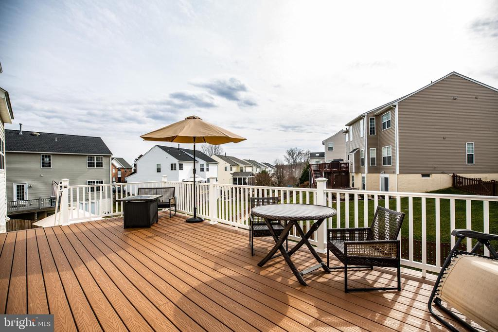 Perfect for entertaining. - 40 NORTHAMPTON BLVD, STAFFORD