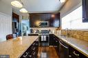 Plenty of  counter and cabinet space. - 40 NORTHAMPTON BLVD, STAFFORD
