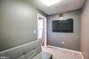 Room off of basement bedroom. Possible 2nd closet? - 40 NORTHAMPTON BLVD, STAFFORD
