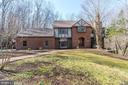 Extensive landscaping & exterior lighting - 2008 ROUNDHOUSE RD, VIENNA