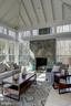 Wall to ceiling windows &  custom valuted ceiling - 2008 ROUNDHOUSE RD, VIENNA