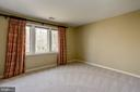 2nd bedroom  w/ newer carpet & window treatments - 2008 ROUNDHOUSE RD, VIENNA