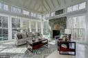 This room is right from the best of HGTV! - 2008 ROUNDHOUSE RD, VIENNA