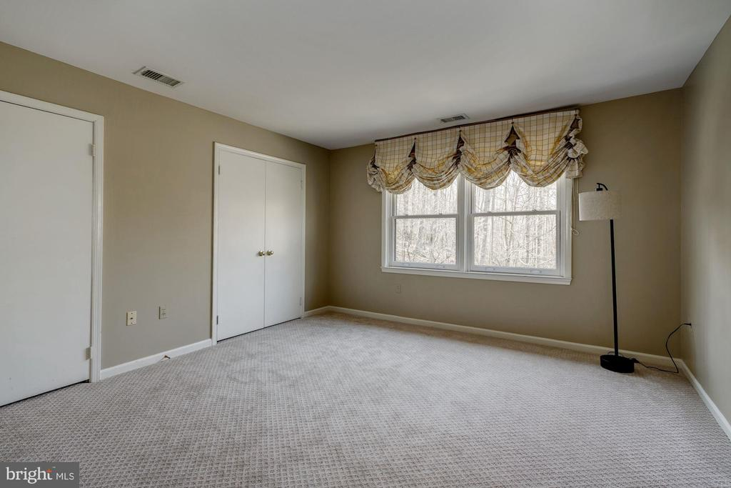 3rd bedroom w/ dual closets & newer carpet - 2008 ROUNDHOUSE RD, VIENNA