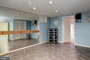 Dance studio also offers a large storage room - 2008 ROUNDHOUSE RD, VIENNA