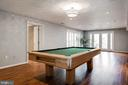 Pool table conveys! - 2008 ROUNDHOUSE RD, VIENNA