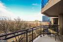 View from Balcony - 1530 KEY BLVD #506, ARLINGTON