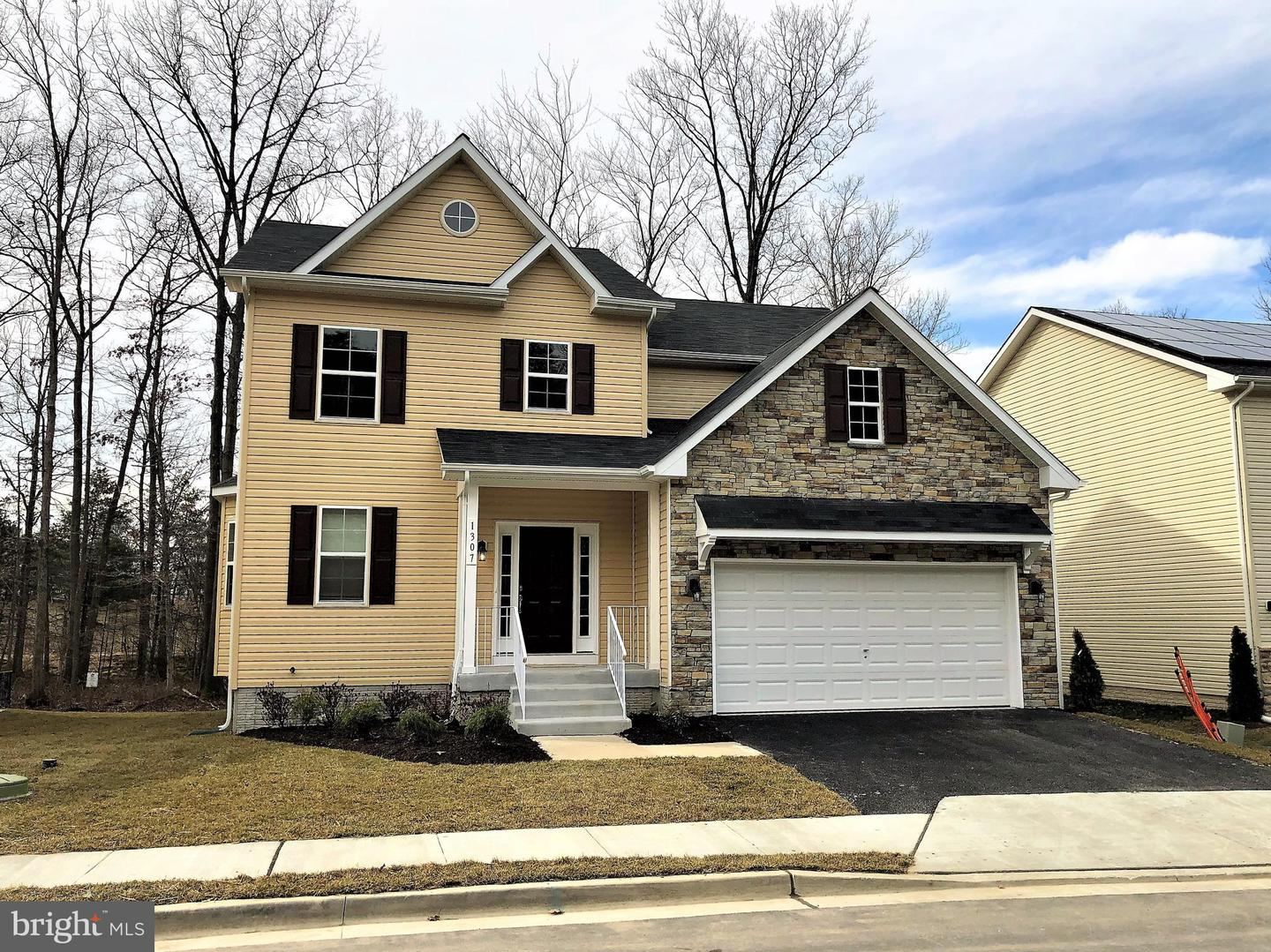 1307 PATUXENT WOODS DRIVE, ODENTON, Maryland