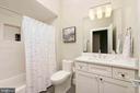 Guest bathroom - 432 S COLUMBUS ST, ALEXANDRIA