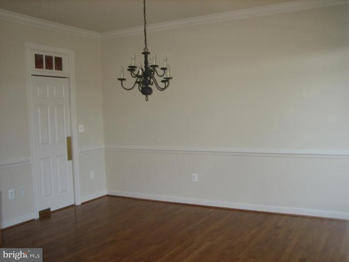 Dining Room - 24907 PINEBROOK RD, CHANTILLY